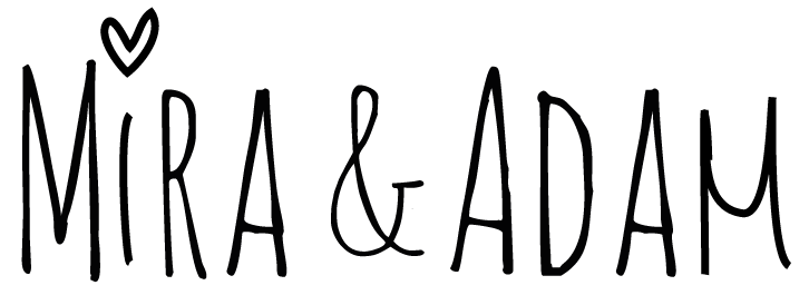 Mira & Adam Logo